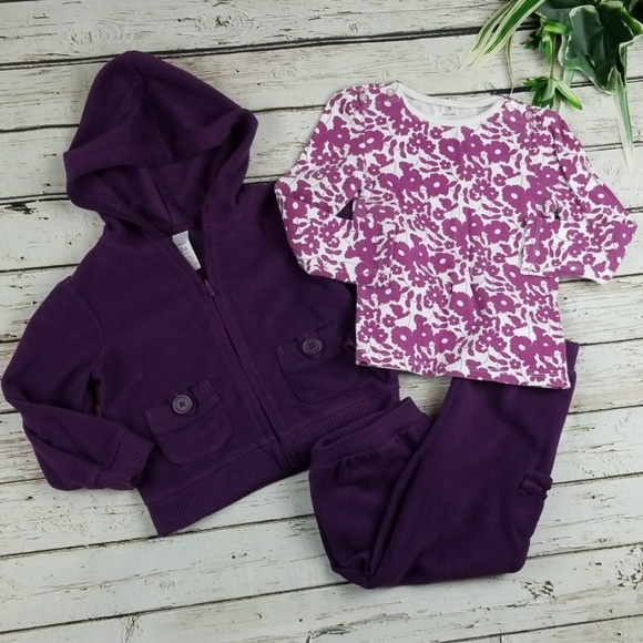 Carter's Other - Fleece outfit